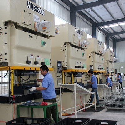 DORE castor wheel production line