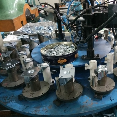 DORE caster automatic production line