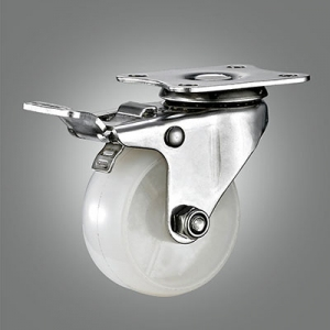 Stainless Steel Caster Series - Light Duty PA...