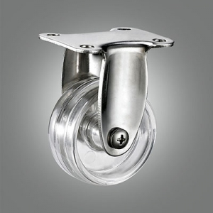 Stainless Steel Caster Series - Light Duty...
