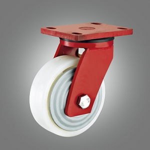 Extra Heavy Duty Caster Series - PA Top Plate Caster - Swivel