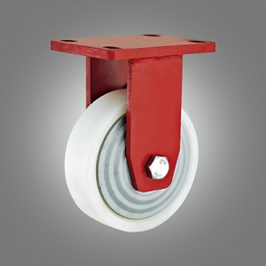 Extra Heavy Duty Caster Series - PA Top Plate Caster - Rigid